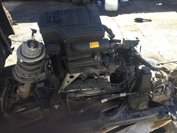 MERCEDES BENZ A CLASS 1.4 PETROL ENGINE COMPLETE 30 DAY WARRANTY 1998-2005