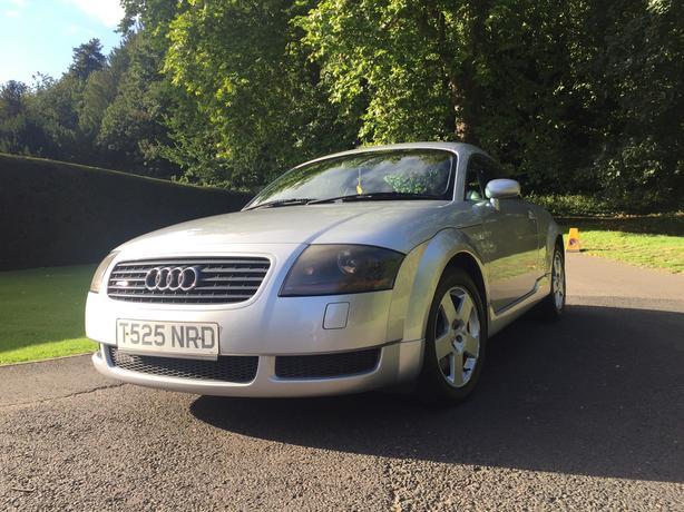 Audi TT 1.8T - 180BHP - LONG MOT