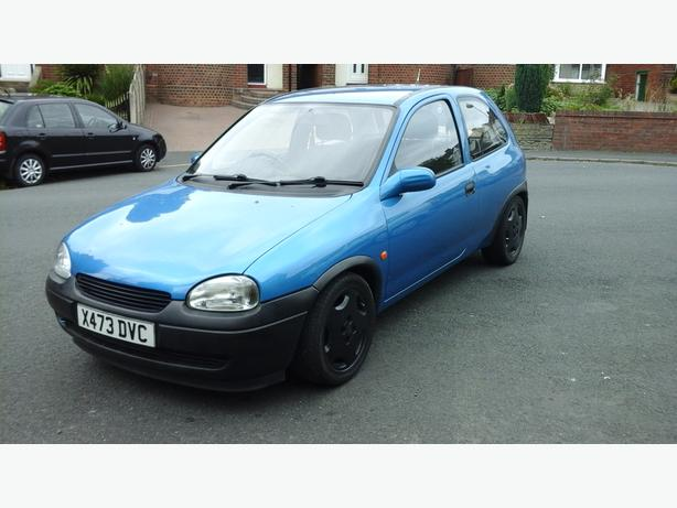 Vauxhall  corsa b  great first car