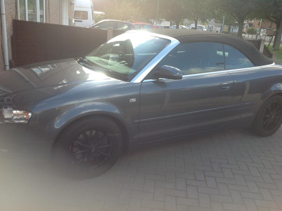 Audi a4 sport fsi auto bloxwich wolverhampton for Mercedes benz b5 service cost