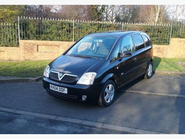 Vauxhall meriva £500 Bargain