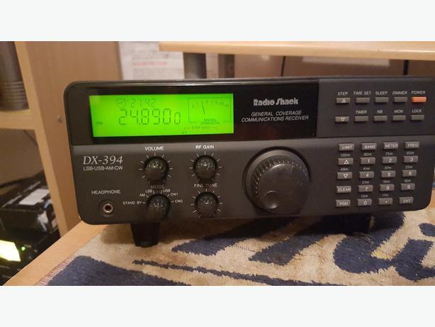  Log In needed £80 · Realistic DX-394 model HF receiver scanner ham radio