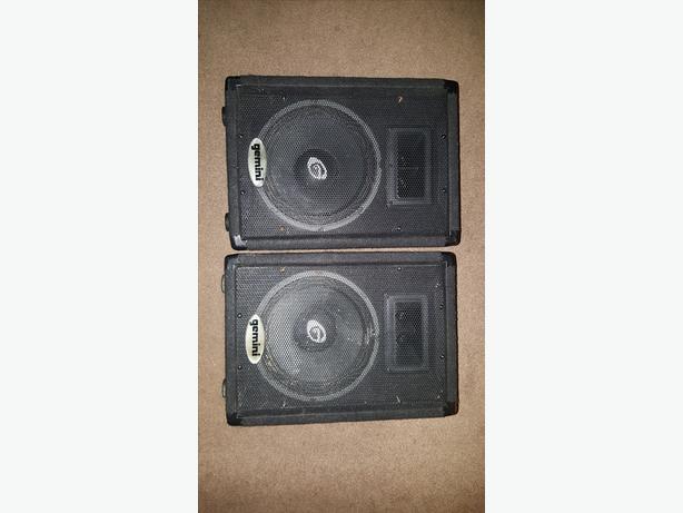 Gemini speakers