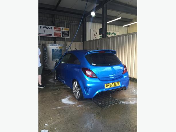 fully forged corsa vxr