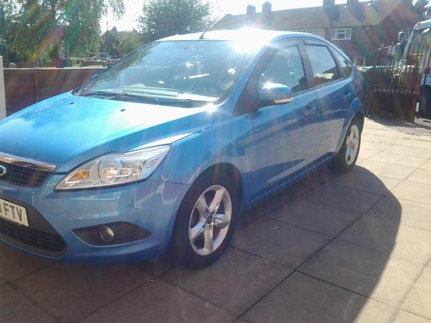 ford focus  1.6 2008  GRAB  A  BARGAIN  NOW REDUCED