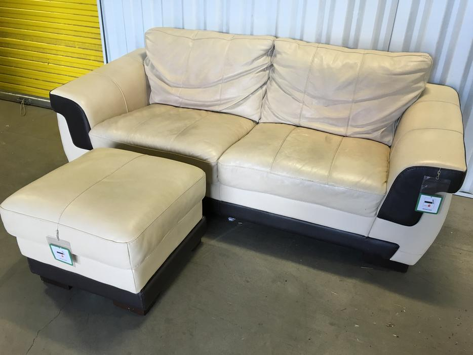 Dfs 3 Seater Sofa With Footstool Free Delivery Wednesbury Walsall