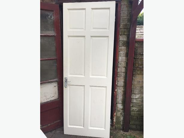 used internal Doors with door handles