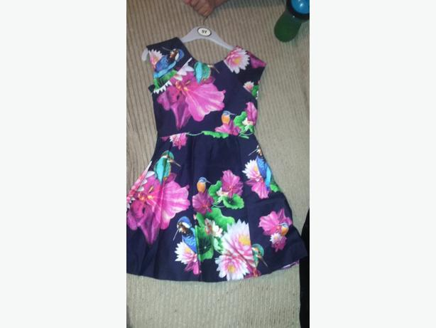 ted baker girl dress
