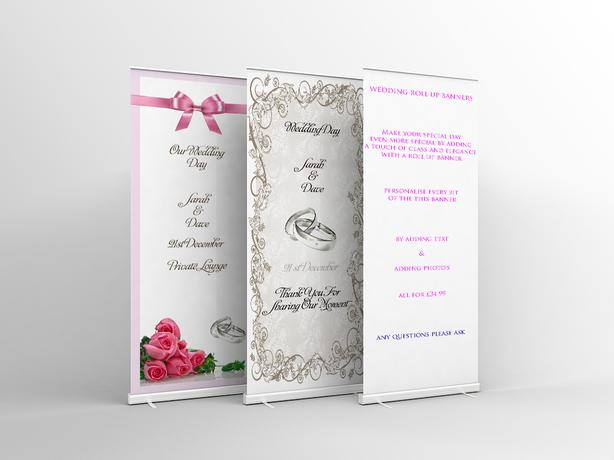 Roll up Banners advertising banners Print shop walsall Flexiprints
