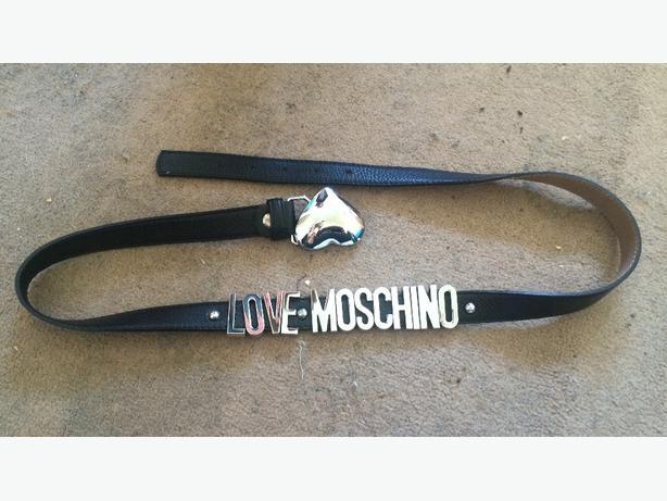 Womens Moschino Belt