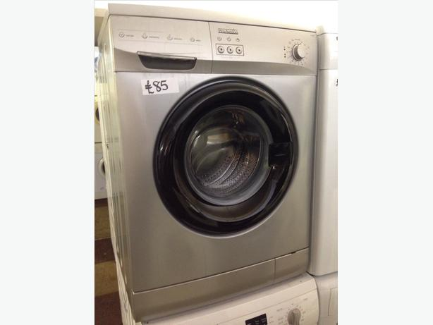 PROACTION SILVER WASHING MACHINE @ *PLANET APPLIANCE*