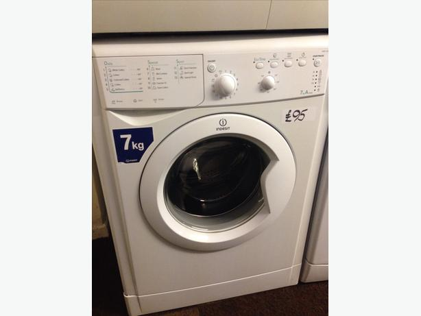 7KG INDESIT WASHING MACHINE @ *PLANET APPLIANCE
