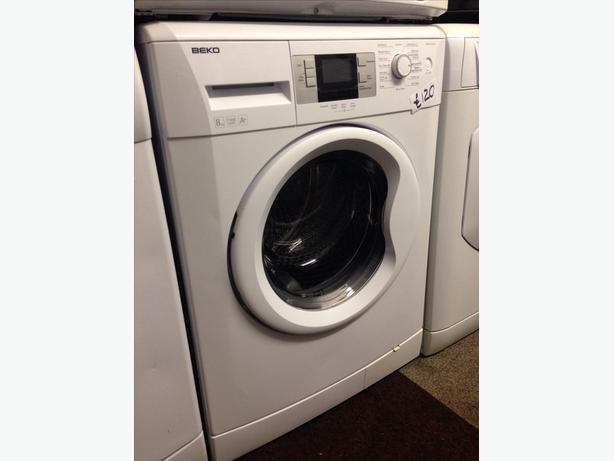 1300 SPIN BEKO WASHING MACHINE @ *PLANET APPLIANCE