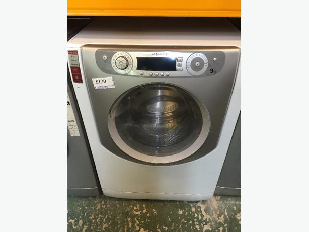 🎉☀️ hotpoint 9 kg washer free delivery