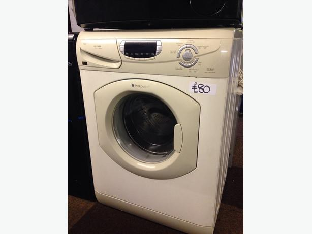 HOTPOINT ULTIMA WASHING MACHINE @ *PLANET APPLIANCE