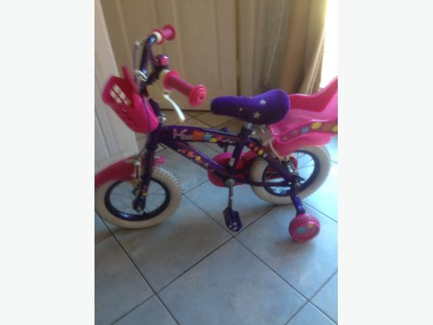 "12""girls bike for sale very good condtion"