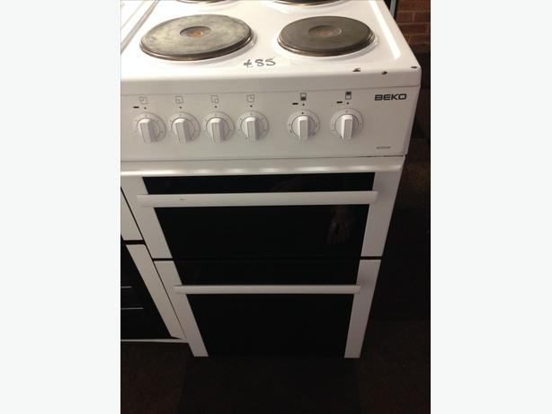 WOW! £85 BEKO ELECTRIC COOKER WITH GUARANTEE