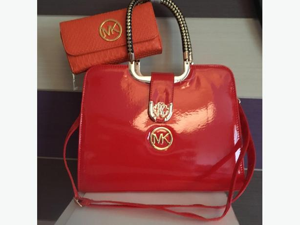bag and purse set new