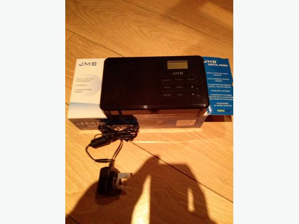 JMB D A B DIGITAL RADIO