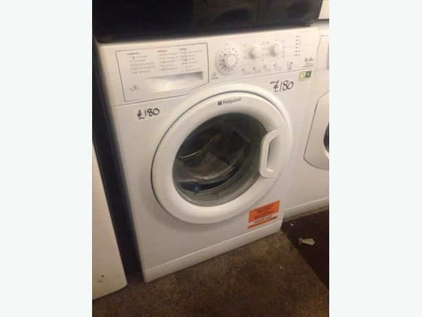 NEW 6KG HOTPOINT WASHING MACHINE03