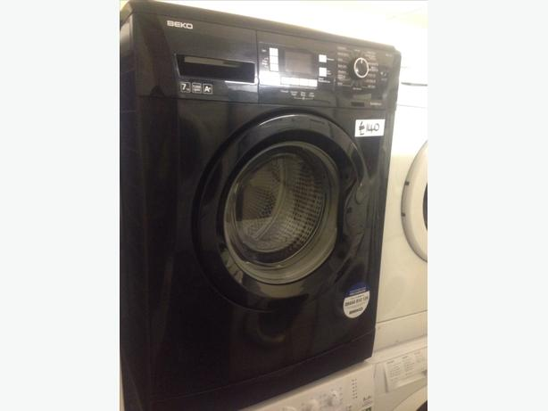 BLACK BEKO WASHING MACHINE038