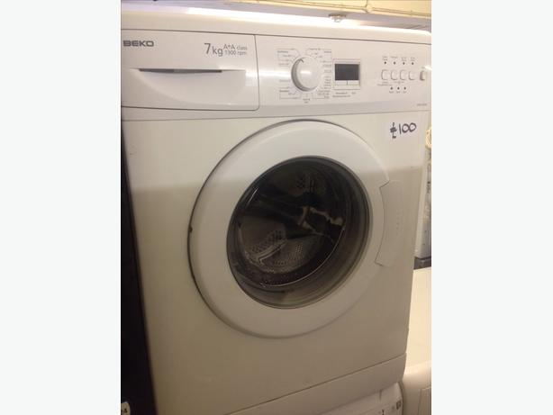 7KG BEKO WASHING MACHINE038