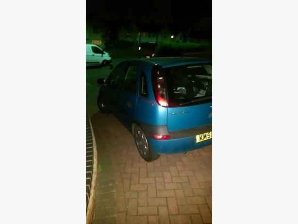 corsa comfort 1.2 running project