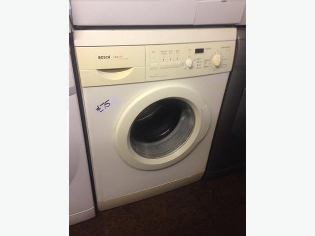 BOSCH WASHING MACHINE14