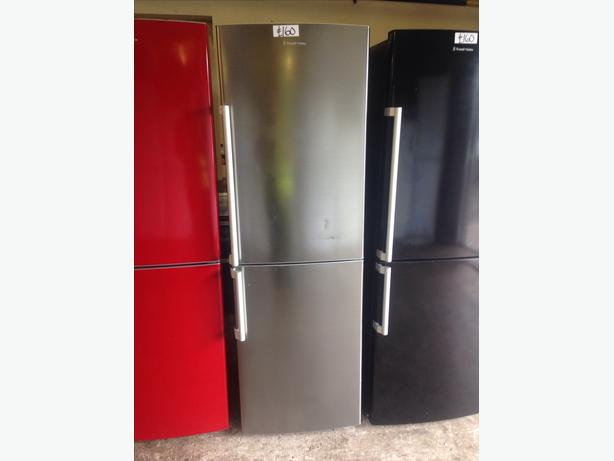 RUSSELL HOBBS STAINLESS STEEL FRIDGE FREEZER39