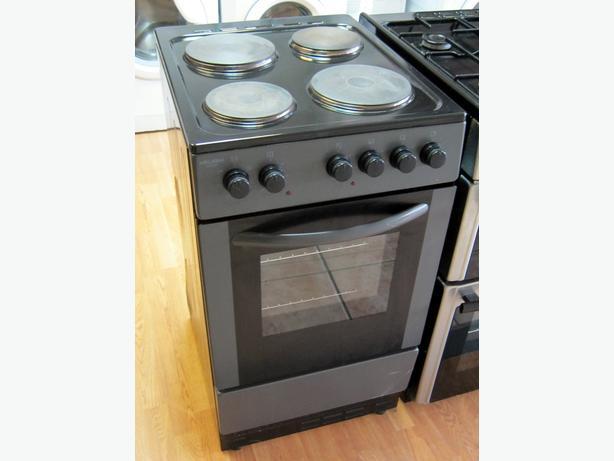 Bush Charcoal 50cm Electric Cooker, 6 Month Warranty