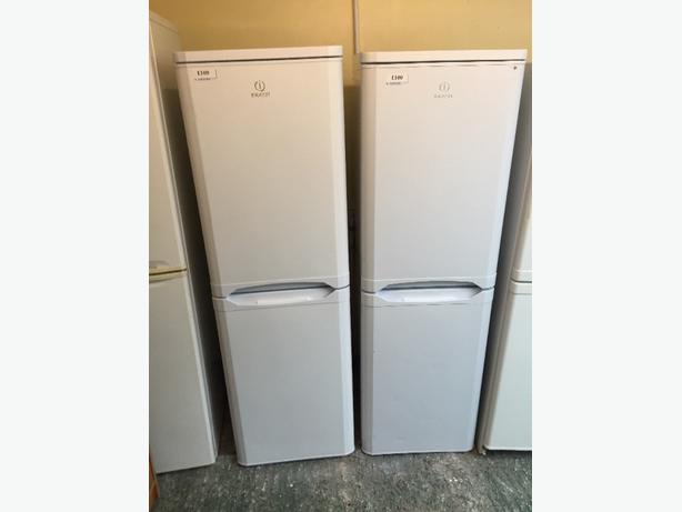 ☀️☀️tall indesit fridgefreezers 3 to pick from