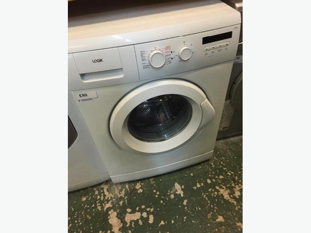 💎logik washer clean free delivery and fitting