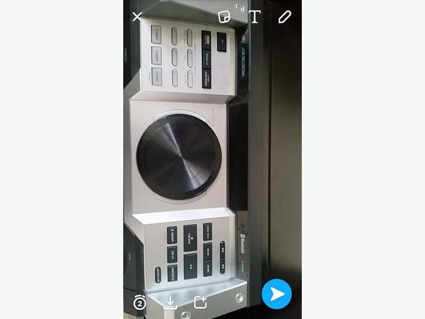 Panasonic sa-max370 strerio