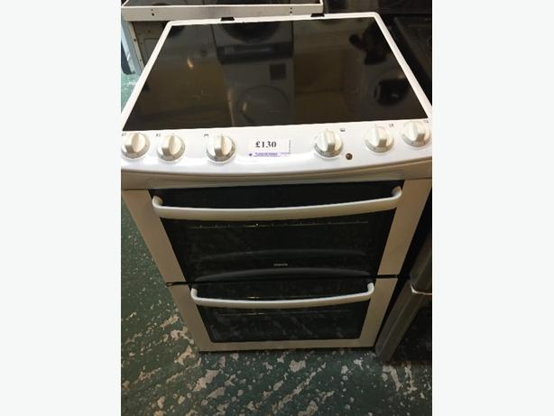 🕴zanusi 60cm cooker free delivery and fitting