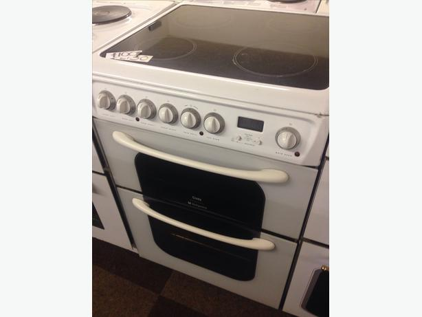 HOTPOINT CREDA 60CM ELECTRIC COOKER06