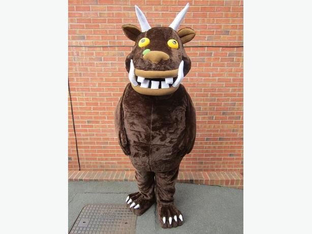 Mascot appearance