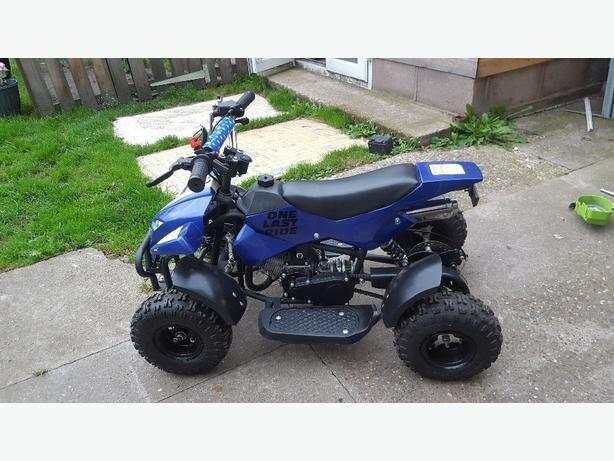 mini moto quad 2016