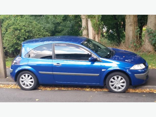 FOR SALE RENAULT MEGANE AUTOMATIC
