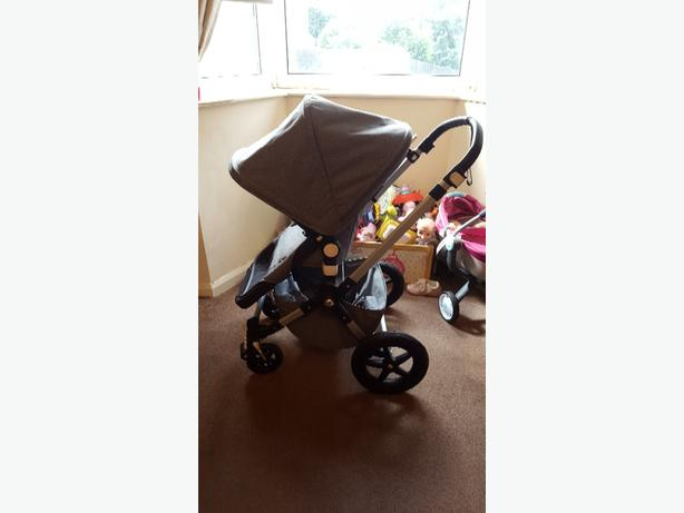 new never used bugaboo cameleon 3