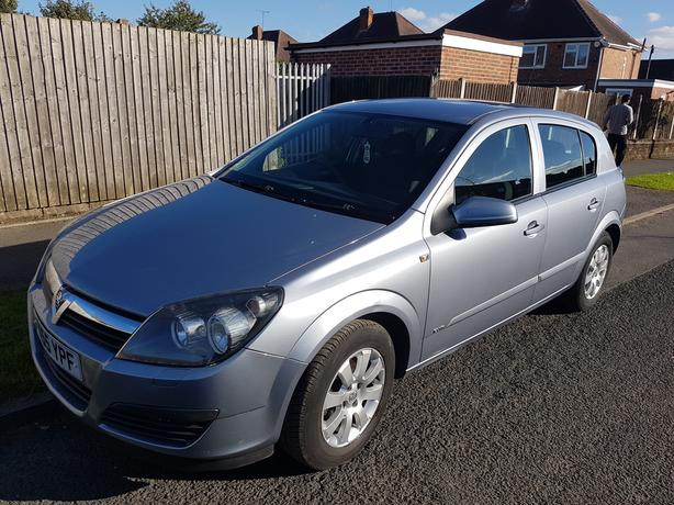 2005 55 plate Astra 1.6 twinport club