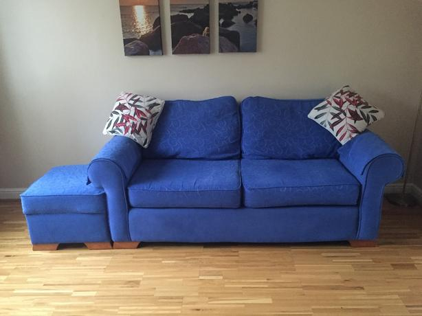 3 seater & 2 seater settee