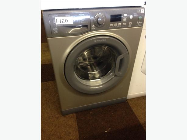 7KG HOTPOINT WASHING MACHINE SUPER SILENT05