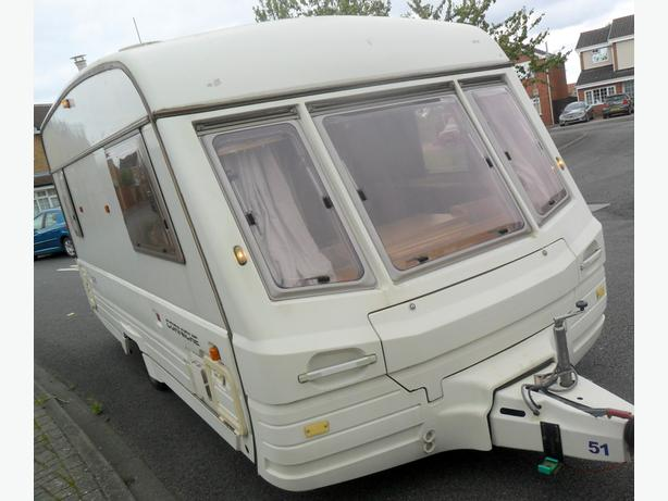 1994 swift corniche 15/2 2 berth end kitchen seperate shower room