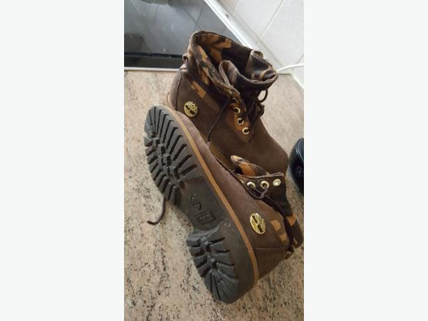 Timberland child's boots