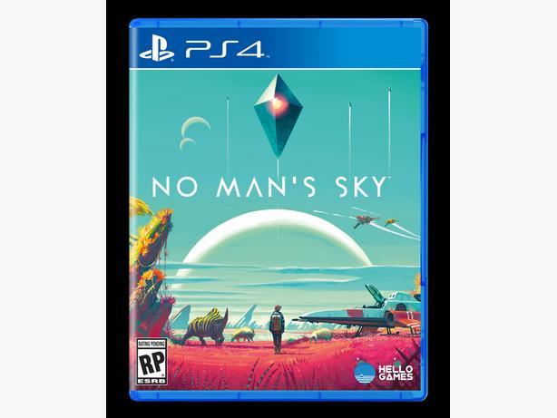 No mans Sky PlayStation 4