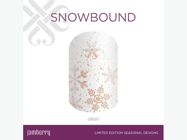 Seasonal limited edition Jamberry nail wraps from berry to the max