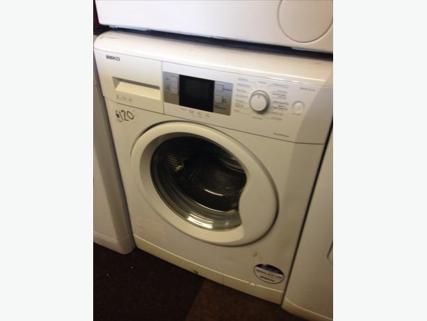 8KG BEKO WASHING MACHINE89