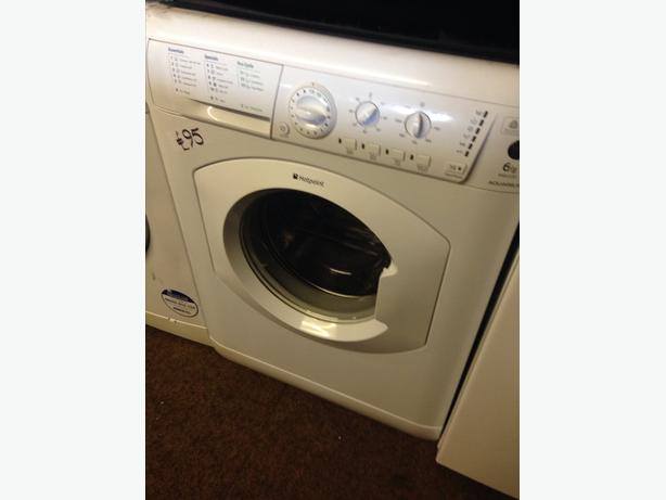 6KG HOTPOINT WASHING MACHINE103