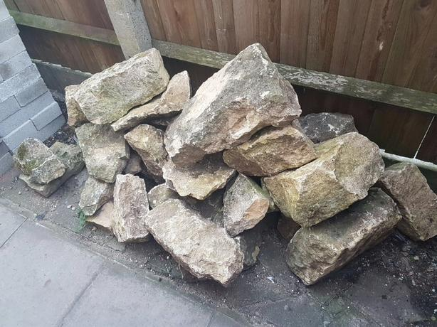large cotswold rocks