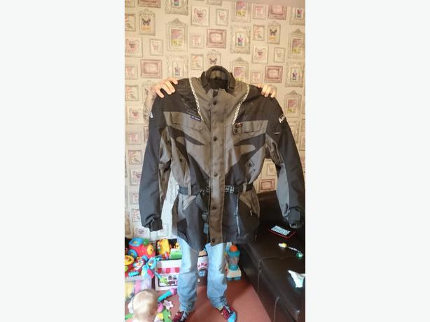 Aniko mens motorbike jacket